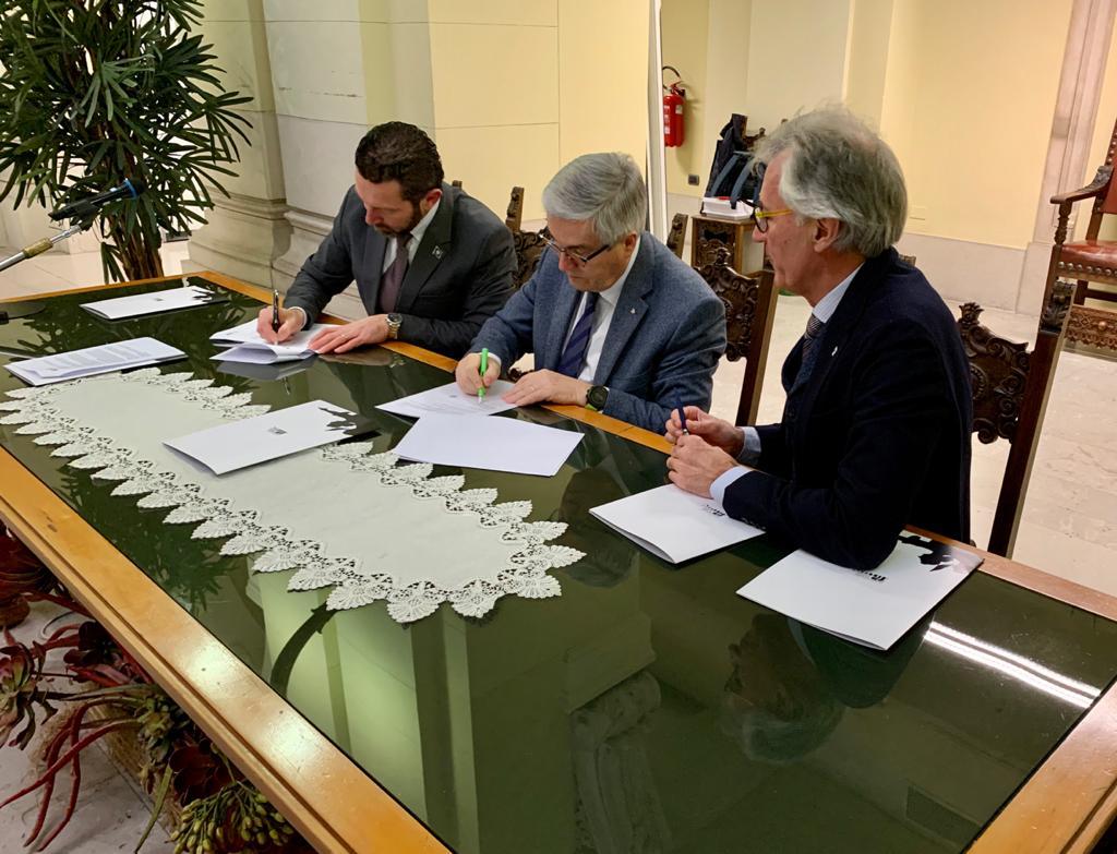 Firmato il protocollo d'intesa tra l'ARLeF – Agjenzie Regjonâl Pe Lenghe Furlane e il comune di Udine